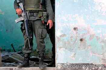 Atacadas estación policial y base del Ejército en San Calixto - Canal TRO