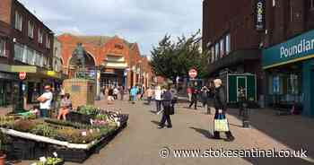 Stoke-on-Trent's city centre seeing speedy recovery from lockdown - Stoke-on-Trent Live