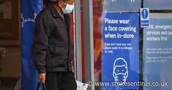 The 93 areas on the Government's coronavirus watchlist - Stoke-on-Trent Live