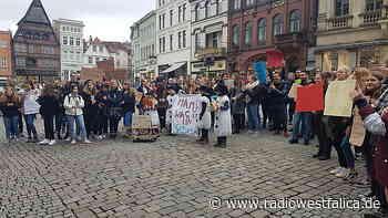 Fridays for Future Demos in Minden und Herford - Radio Westfalica