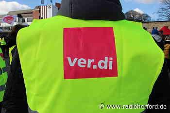 Montag Verdi-Warnstreiks auch im Kreis Herford - Radio Herford