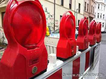Mühlenburger Straße in Spenge für 3 Monate gesperrt - Radio Herford