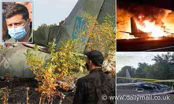 One of the two cadets that leapt from Ukrainian plane crash dies