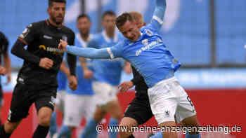 TSV 1860 - Magdeburg im Live-Ticker: Tor im Grünwalder Stadion - Ex-Bayer trifft Löwen ins Herz