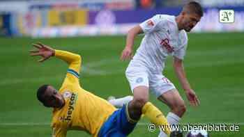 Fußball: 0:0 gegen Kiel: Braunschweig wartet nach Aufstieg auf Sieg