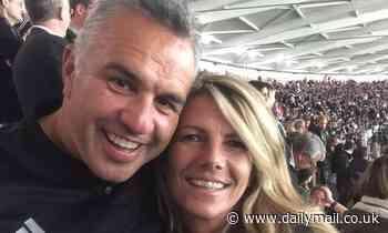 Devastated mother of slain sergeant's partner tells of heartbreak after he was shot dead