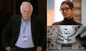 David Dimbleby slams BBC presenters who take on lucrative jobs outside the corporation