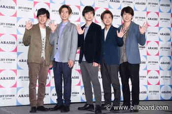 J-Pop Stars Arashi Release English Surprise With Bruno Mars Before Hiatus - Billboard