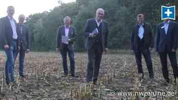 """Gewerbepark """"Wildeshausen-Nord"""": Erschließung startet am 1. Oktober - Nordwest-Zeitung"""