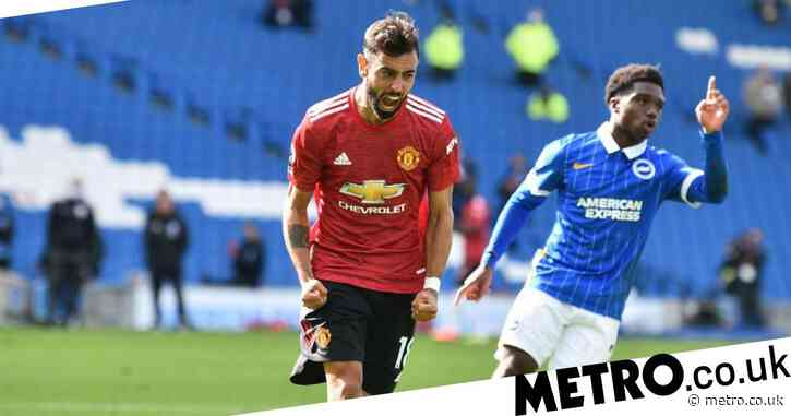 Bruno Fernandes names string of Man Utd failings in narrow Brighton escape