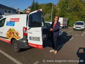 Auf Spenden angewiesen: Malteser unterstützen Netpher Tafel - Siegener Zeitung