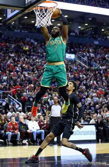 Boston Celtics come from behind in Game 5 to tighten series 3-2