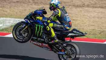 MotoGP-Superstar Valentino Rossi wechselt ins Yamaha-Kundenteam