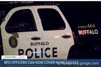 Buffalo PD No Longer Requiring Names on Uniforms
