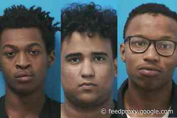 3 Tennessee Teens Arrested for Pointing Guns at Undercover Officer