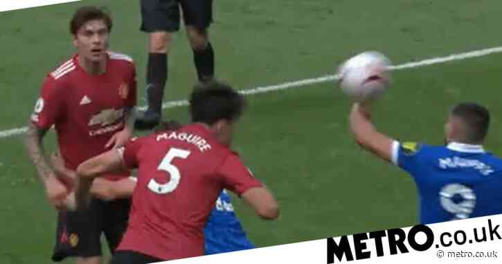 Why VAR was right to award Man Utd a penalty vs Brighton after the full-time whistle