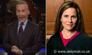 Bill Maher calls Amy Coney Barrett a 'f***ing nut' and 'speaking in tongues' Catholic