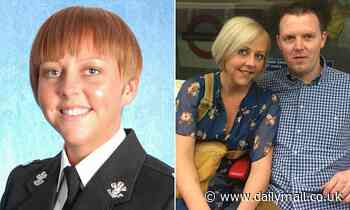 Police officer who climbed onto tracks to kill herself 'changed her mind' only to be killed train