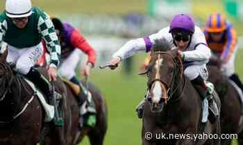 Supremacy wins Middle Park Stakes to continue Clive Cox's excellent run