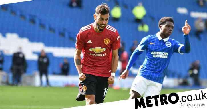 Bruno Fernandes highlights string of Man Utd failings in narrow Brighton escape