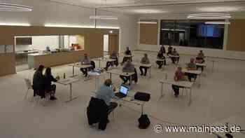 Unmut in Heustreu: Die Festhalle wird einfach nicht fertig - Main-Post