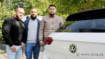 85 ehemalige Leiharbeiter des VW-Werk Kassel in Baunatal wollen wieder eingestellt werden. Sie setzen auf e... - hna.de