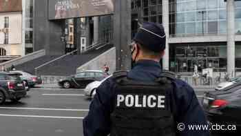 7 in custody after stabbing near Charlie Hebdo's former office in Paris