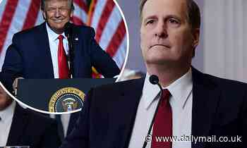 Jeff Daniels reveals his thoughts on American politics and his role as James Comey in The Comey Rule