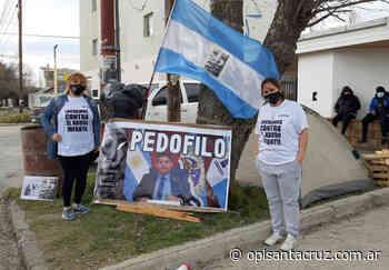 Detuvieron a expresidente del Concejo Deliberante de Rio Gallegos, Emilio Maldonado - OPI Santa Cruz