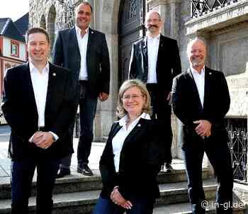 Große Gladbacher KG stellt Dreigestirn vor – für 2022 - iGL Bürgerportal Bergisch Gladbach