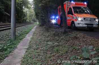 POL-RBK: Bergisch Gladbach - Pedelecfahrer stürzt und verletzt sich lebensgefährlich - Presseportal.de