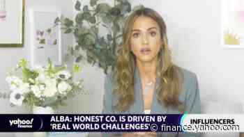 Jessica Alba: Companies don't need a 'cut-throat white middle-aged guy' to succeed - Yahoo Finance