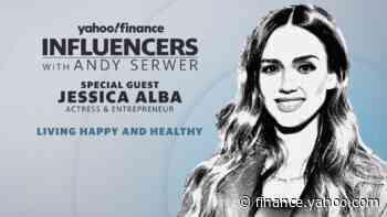 Influencers with Andy Serwer: Jessica Alba - Yahoo Finance