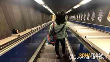 Metro B, interventi di manutenzione alle scale mobili: chiudono due stazioni