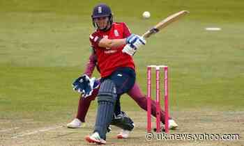 Nat Sciver's barrage helps England sink West Indies and clinch T20 series