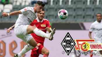 Borussia Mönchengladbach gegen Union Berlin: 1:1, 2. Spieltag