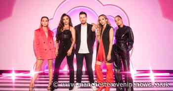 What is the new Little Mix programme The Search about and how does it work?