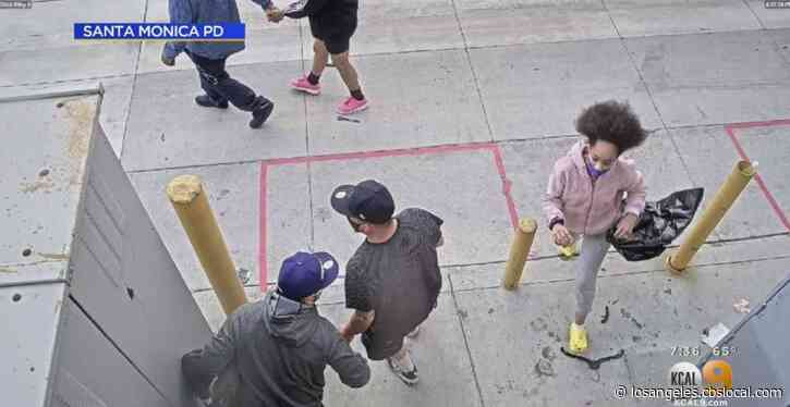 2 Arrested In Looting Of REI Store In Santa Monica During Civil Unrest In May
