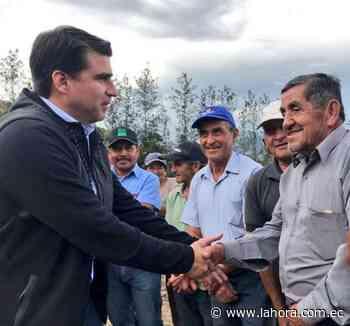 Junta de Aguas de Pimampiro le apuesta a la tecnificación del riego - La Hora - La Hora (Ecuador)