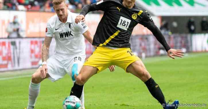 Dortmunder Dämpfer vor Supercup: 0:2-Pleite in Augsburg