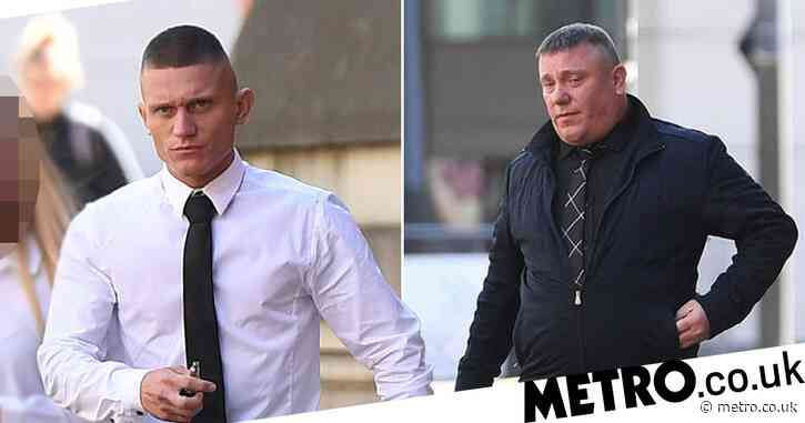 Road rage father and son who tried to force driver off motorway spared jail