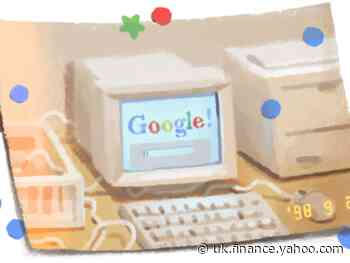 Google birthday: When was the world's most popular website created?