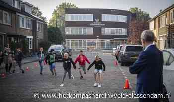 ANWB Streetwise op alle 7 basisscholen in Hardinxveld-Giessendam - HetKompasHardinxveld-Giessendam.nl