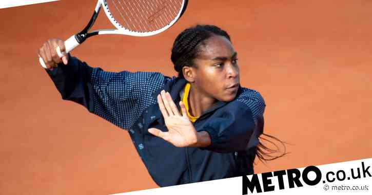 Chris Evert rates Jo Konta's first-round opponent Coco Gauff as big French Open threat