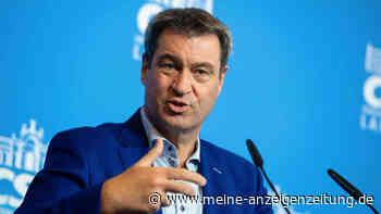 Corona in Bayern: Drastische Maßnahmen in München bald vorüber? Söder mit dringendem Appell