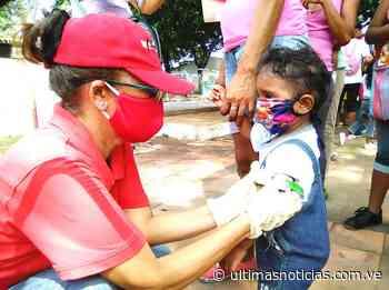 En Camatagua captaron niños con vulnerabilidad nutricional - Últimas Noticias
