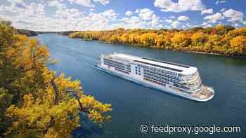 Viking unveils holiday itinerary for the Mississippi