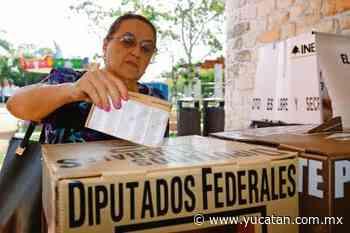Aunque pertenezcan a Progreso votarán en Mérida - El Diario de Yucatán