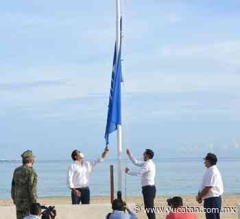 Progreso va por su 2a. Blue Flag - El Diario de Yucatán