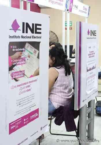 Precisiones del INE respecto al ajuste limítrofe entre Mérida y Progreso - El Diario de Yucatán